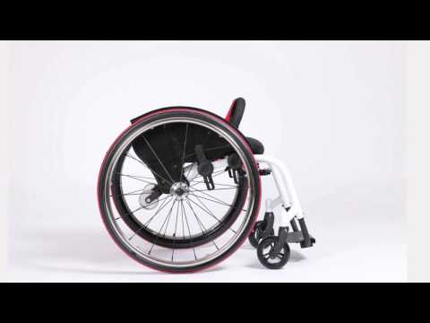 O4 WheelChairs RCA Seat-System Rugverstelling