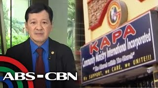 Vitangcol: Kapa did not promise returns as high as 30% per month | ANC