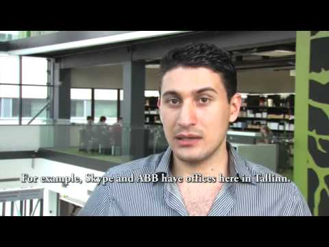 Study in Estonia - Turkish students about TUT