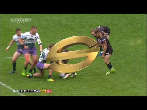 Hull V Saints [Magic Weekend]