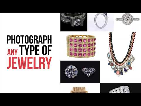 360 & 3D Jewelry Photography | 2020