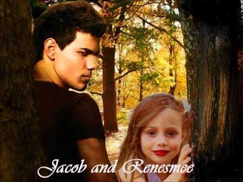 jacob and renesmee relationship goals