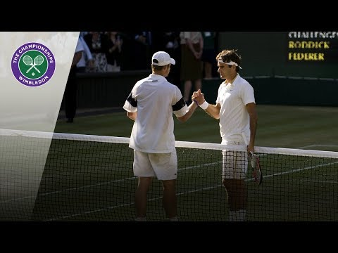 Roger Federer v Andy Roddick: Wimbledon Final 2009  Highlights
