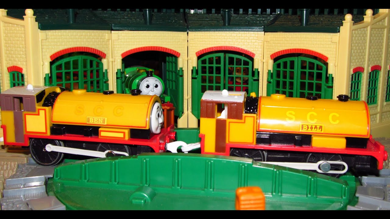 how to put together thomas and friends trackmaster