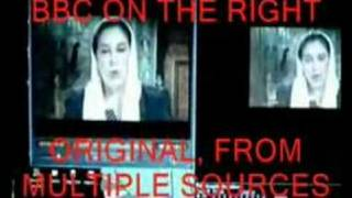 BBC CENSORS Benazir Bhutto AFTER HER DEATH