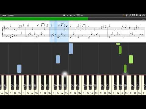 Secret Garden - Songs From A Secret Garden - Piano tutorial and cover (Sheets + MIDI)