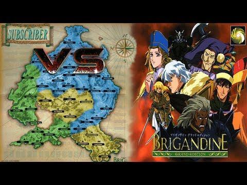 Subscriber Multiplayer Gamble Ep.8 [Brigandine GE]
