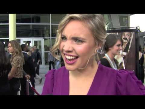 Leah Pipes Interview - Sorority Row