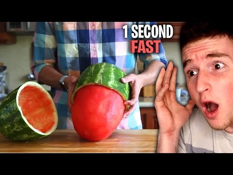 He Did This In 1 SECOND..! (Fastest Workers Ever)
