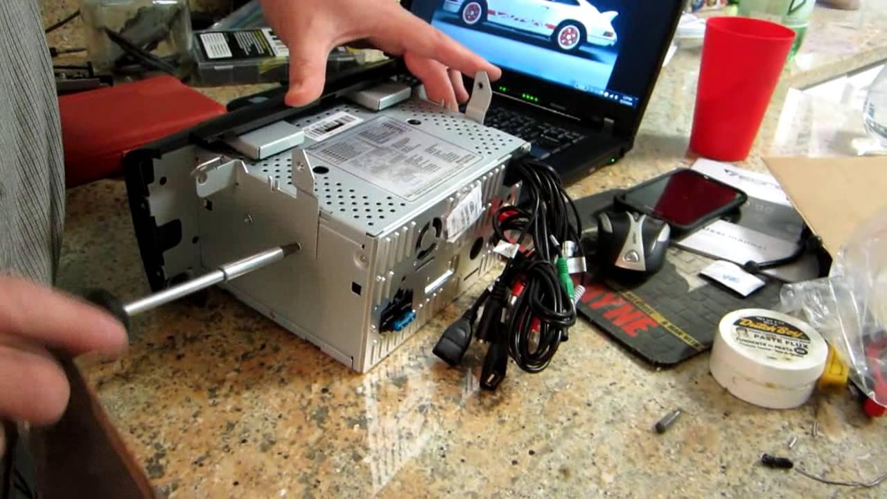 small resolution of installation guide for eonon car dvd gps 5151 mazda 3 2004 2009 youtube
