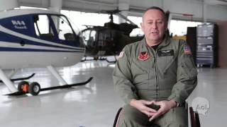 Inspirational Paraplegic Pilot: Captain Stewart McQuillan | You