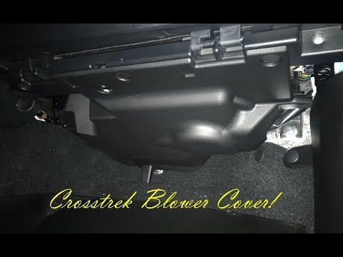 2015 Subaru WRX Ep. 899: Finally Gets The Crosstrek Blower Cover