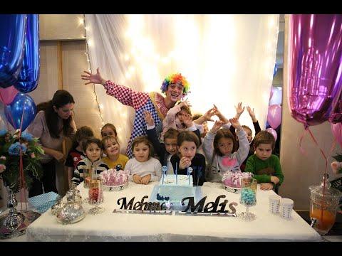 Otelde Doğum Günü Organizasyonu İzmir...