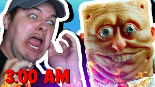 THE SCARY VERSION OF SPONGEBOB (3:00AM AT THE KRUSTY KRAB)