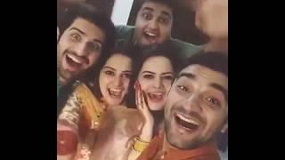 fun of minal and aimen khan