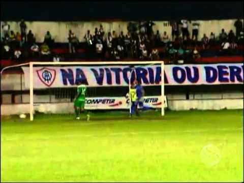 Itabaiana 2x2 Vitória da Conquista/BA - Campeonato Brasileiro Série D 2012