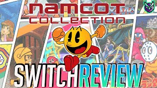 Namcot Collection Switch Review - Namco Nostalgia! (Video Game Video Review)