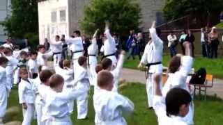 Карате: Белорусские каратисты в Белостоке