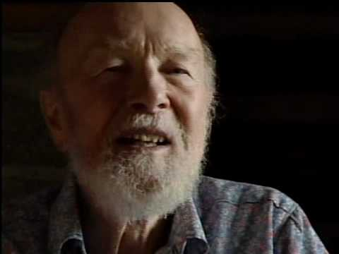 Pete Seeger Waist Deep In The Big Muddy