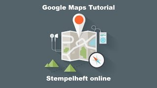 Google Maps | My Maps | Karten erstellen - Beispiel Stempel Harzer Wandernadel