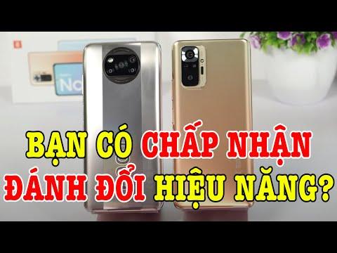 So sánh Poco X3 Pro vs Redmi Note 10 Pro : Hiệu năng là thứ quan trọng nhất?