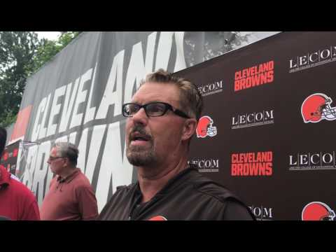 Gregg Williams on Jamie Collins