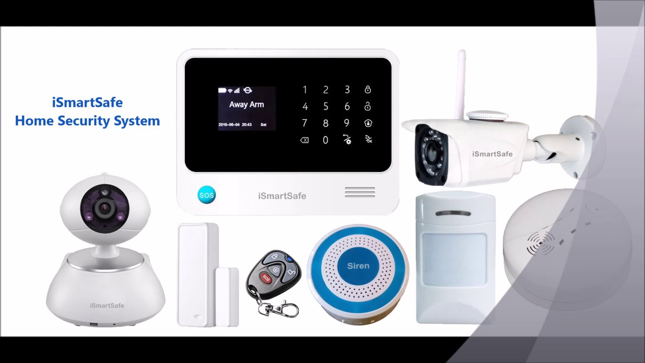 Best Diy Home Security Systems Home Security Cameras Ismartsafe