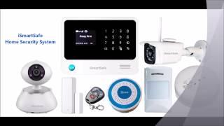 iSmartSafe Home Security System