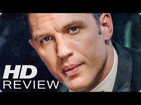 LEGEND Trailer Deutsch German & Kritik Review (2016)