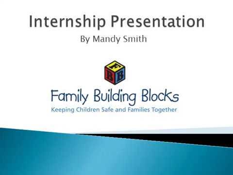 Internship Presentation - Mandy Smith