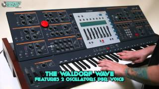 Waldorf Wave Demo