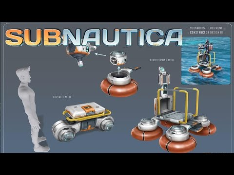 Subnautica - Where are The Mobile Vehicle Bay Fragments Easy Wreck find Location