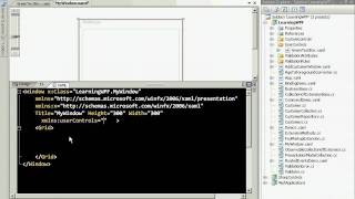 Creating User Control in WPF