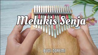 Melukis Senja - Budi Doremi | Kalimba Cover With Tab #Short