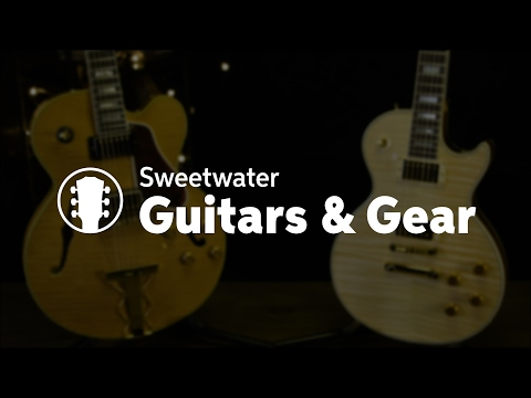 Solidbody vs. Hollowbody Guitar Comparison