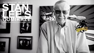 Live from Stan Lee