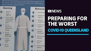 Preparing for the worst in Queensland hospitals as state braces to open up   ABC News