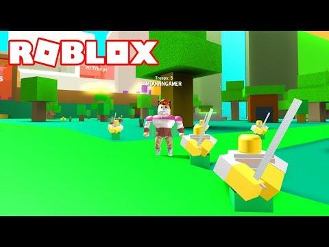 PRIMEROS PASOS para CREAR tu EJERCITO!!! - Roblox Army Control Simulator