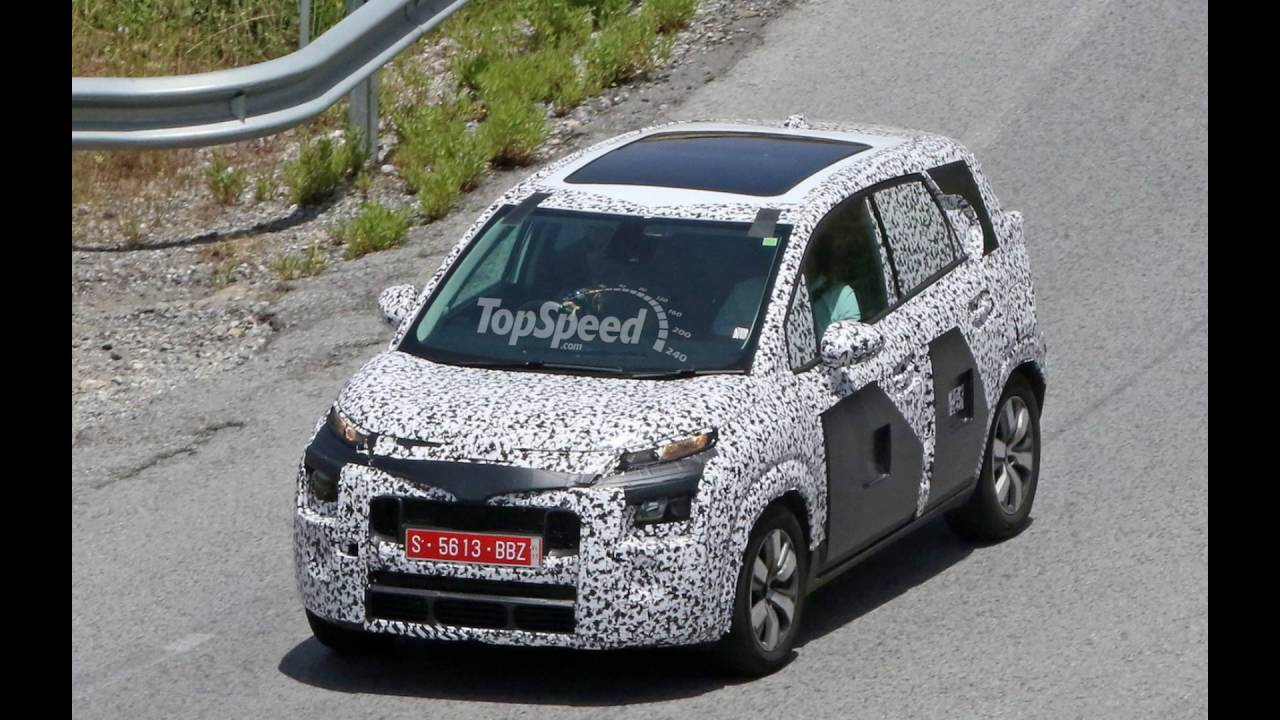 2017 citroen c3 picasso concept redesign changes release date youtube. Black Bedroom Furniture Sets. Home Design Ideas