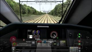 Train Simulator 2013 HD EXCLUSIVE: Amtrak Acela Express Train 2207 From New York to Philadelphia