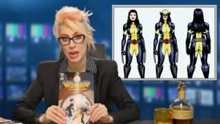 Best Comics: All New Wolverine 2016(About this Episode: A review of Marvel's All New Wolverine comic book series 2016. Buy the new 2016 Weird Ass Calendar: ..., 2016-04-16T09:48:49.000Z)