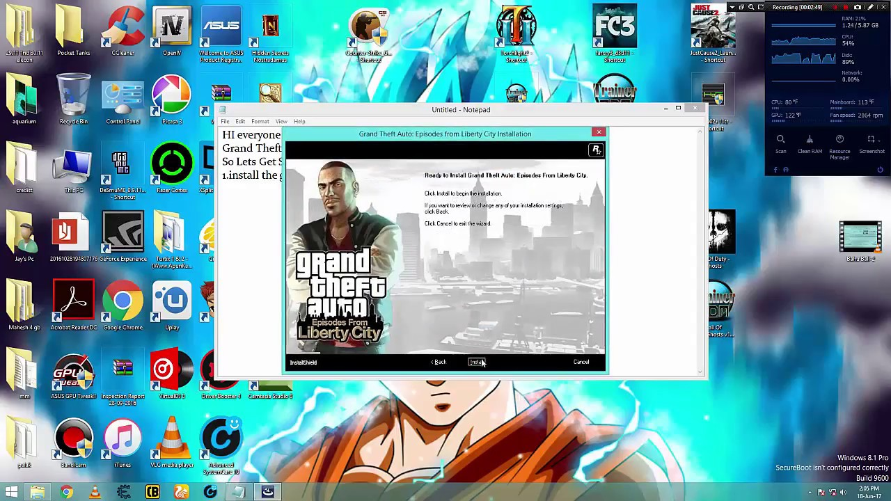 Gta 4 crack only free download | GTA 4 Serial Key And Unlock