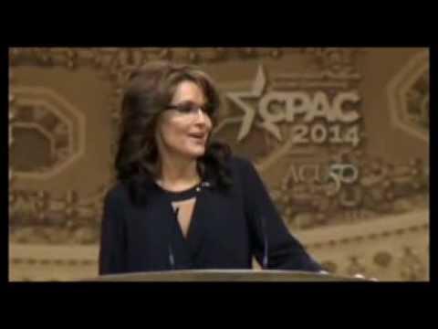 Sarah Palin CPAC2014