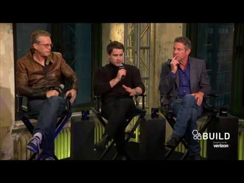 Cary Elwes, Dennis Quaid And Christian Cooke Discuss New Season Of