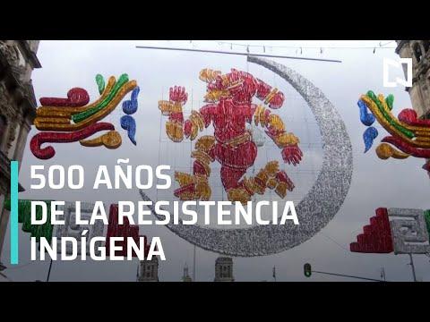 Todo listo para el festejo de los 500 años de la resistencia indígena - Las Noticias