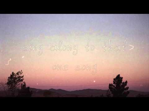 That One Song Lyrics | Gnash (Feat. Goody Grace)