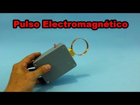 PEM - Generador de Pulso Electromagnético y Porque los Jammer no Funcionan