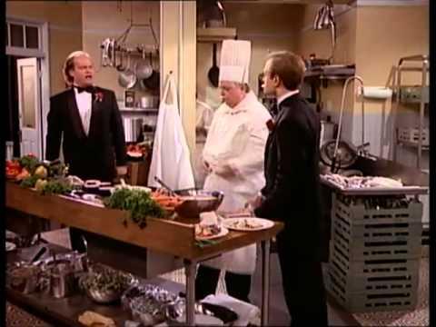 Frasier Restaurant Troubles - YouTube