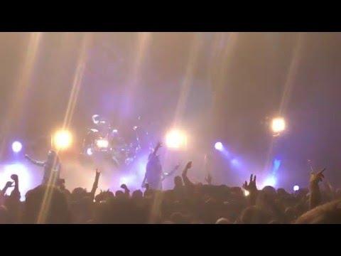 MACHINE HEAD -HALO live Hammersmith Apollo Theatre London 11.03.2016 HD iPhone 6s