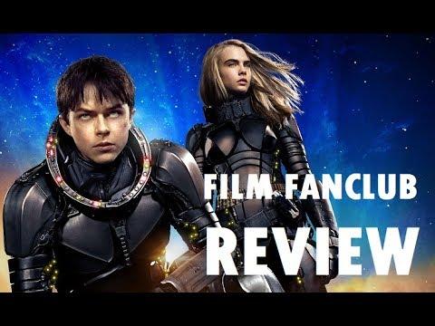 VALERIAN movie review
